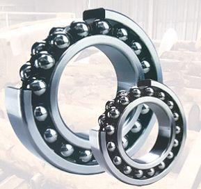 Self -aligning ball bearings