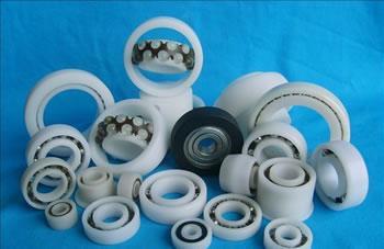 Plastics bearings (Plastic Angular Contact Ball Bearings)